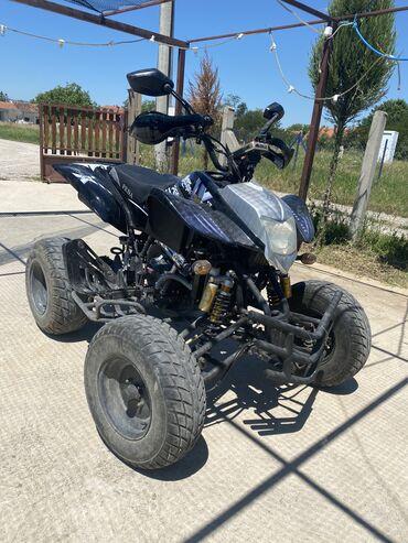 Ostali motocikli i skuteri - Srbija: Cetvorotockas