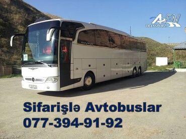 anbarın icarəsi - Azərbaycan: Avtobusların sifarişiAvtomobillərin icarəsiMikroavtobusların