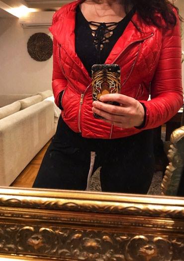 Potpuno nova jaknica za prelazni period prolece jesen, sa etiketom,38