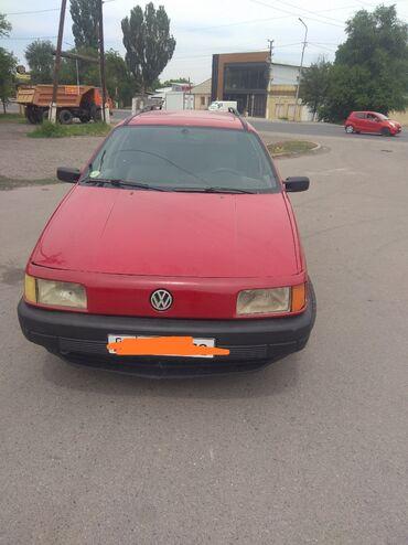 Транспорт - Кант: Volkswagen Passat Lingyu 1.8 л. 1990