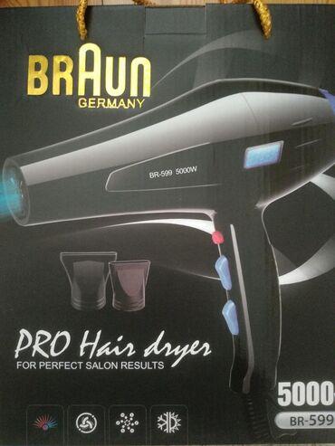 """Fen """"Braun BR-599"""" Hava feni Braunişlək vəziyyətdə olduğunu bildirən"""