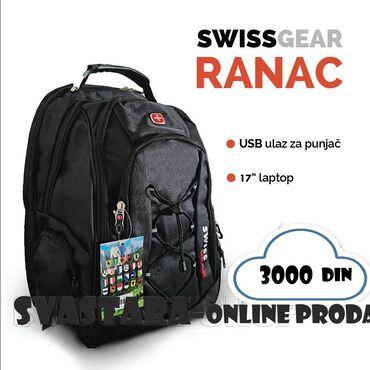 Swiss ranac -50% popusta Nova cena samo -3000 rsd     🛍PORUCITE SLANJE