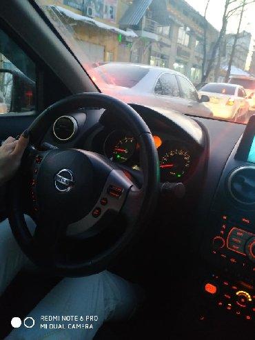 Nissan Qashqai 2 л. 2007