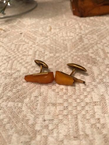 Запонки из натурального камня, в Лебединовка
