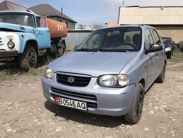 suzuki центр бишкек in Кыргызстан | SUZUKI: Suzuki Alto 1 л. 2004