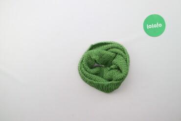 Дитячий шарф хомут     Довжина: 34 см Висота: 27 см  Стан дуже гарний