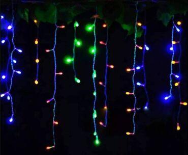 LED lampice za zavesu 3mx50cm Cena 1650 din home