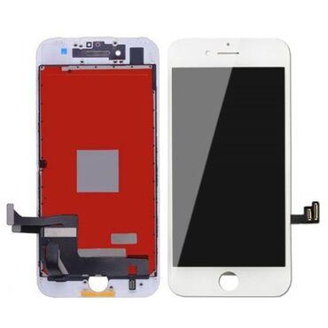 İphone 7+ ekranı 50 Azn Ünvana çatdırılma quraşdırılma var