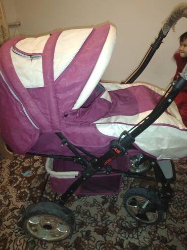 пансионат ак марал в Кыргызстан: Продаю коляску