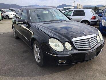 Запчасти Mercedes-Benz E-CLASS W211 272M25 2007
