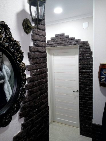 Английский кирпич декоративный в Бишкек