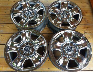 Оригинальные (сталь штамп) диски R16 для Хонда\HondaДиски в отличном