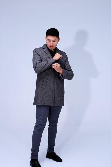 пальто лама в Кыргызстан: Акция 1+1. Пальто мужское деми . Материал турция пошив наш. Размер
