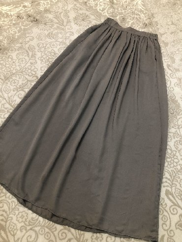 Шелковая юбка в пол MАNGO,отличное состояние! Размер S,отдам за 500с