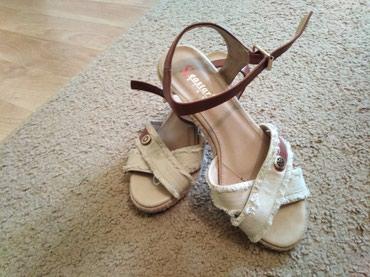 Ženska obuća   Bogatic: Sandale, bež, br 37