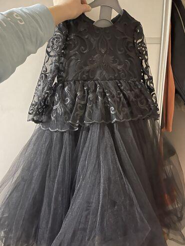 платья для бальных танцев латина в Кыргызстан: Платье сшили на заказ,красивоеносили 2 раза на 3-4 годика