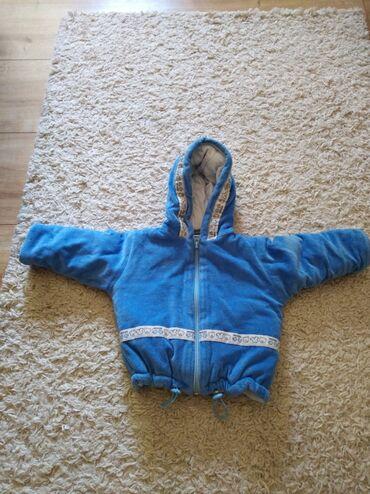 Kaputi - Srbija: Zimska jaknica veličina 74. 700din