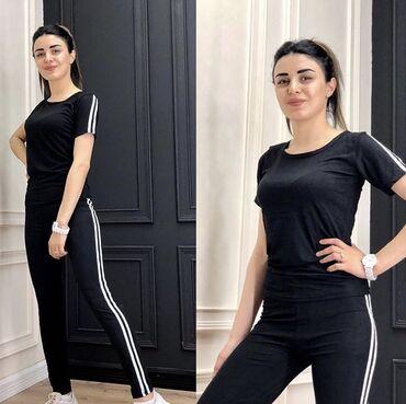 zhenskie-dzhinsovye-yubki-na-pugovitsakh в Азербайджан: Спортивные костюмы