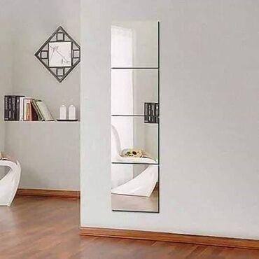 Ogledalo 4 komada 30x30 cm CENA ; 2100 din