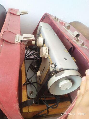 62 объявлений | ЭЛЕКТРОНИКА: Автоматическая швейная машина от Чайка (Россия). Состояние идеальное