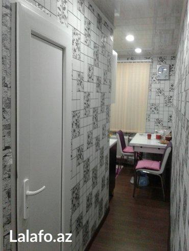 Bakı şəhərində Neftçilər metrosuna yaxın 2 radnoy otağı olan super evro təmirli ev