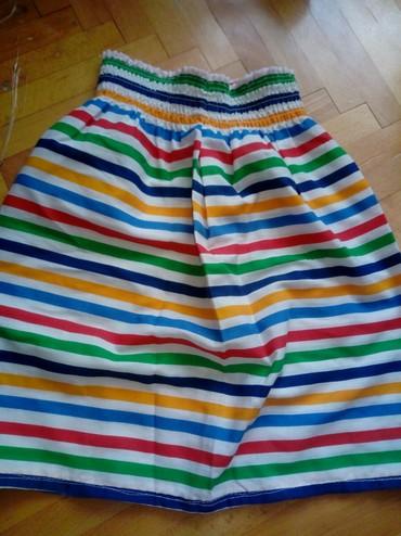 Sarena suknjica za devojcice iz Francuske u broju 5 - Pozarevac