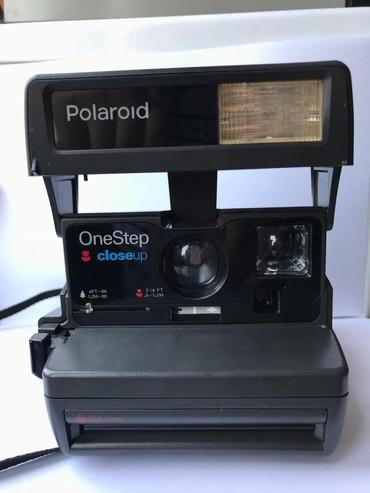 фотоаппарат зоркий в Азербайджан: Polarid fotoapparat. qədimi fotoapparatdır, qiyməti razılaşma yolu