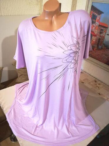 Nova zenska tunika za punije dame Azra. Turska. Odlicna zenska tunika