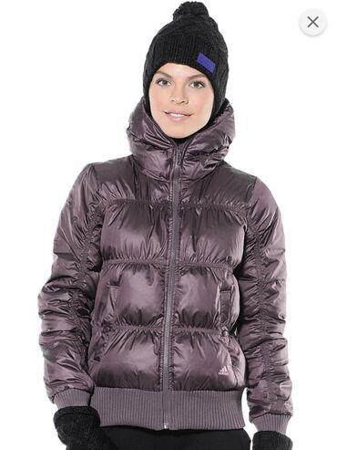 купи продай in Кыргызстан | MERCEDES-BENZ: Куртка Adidas оригинал новая, купила в Москве… размер S (42-44) стои