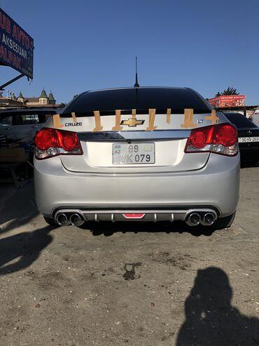Chevrolet Cruze arxa diffuser