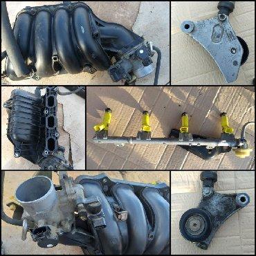Разбор двигателя 1 AZ Тойота Рав4 и.т.д. Дроссельной заслонки на тойот