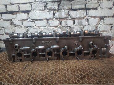 Головка двигателя М51 после капремонта нужно только два клапана
