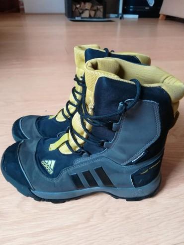 Platforme broj plisane - Srbija: Adidas cizme za decaka broj 37 1/3
