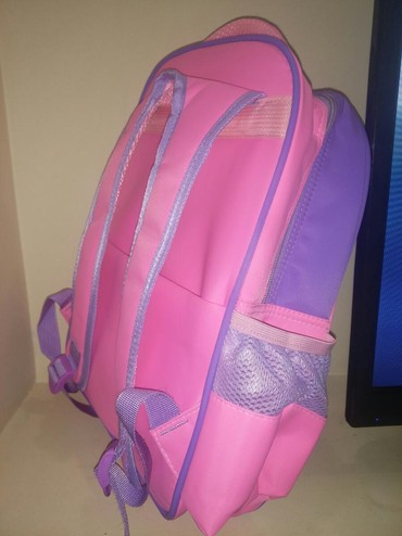рюкзаки для девочек в Кыргызстан: Новый школьный рюкзак для девочек.новый школьный ранец. мягкие лямки