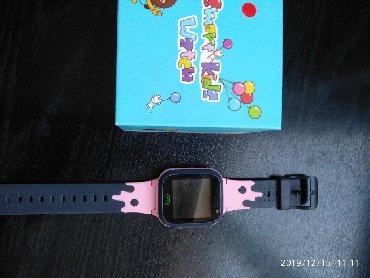 gps-часы в Кыргызстан: Продаю Смарт часы, пользовались немного, в хорошем рабочем состоянии