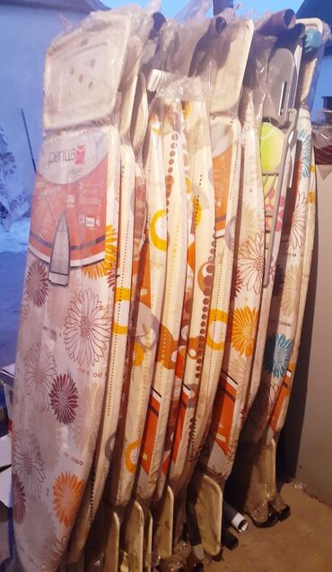Доски kronos настенные - Кыргызстан: Турецкие гладильные доски, высшего качества большие очень дешёво. В