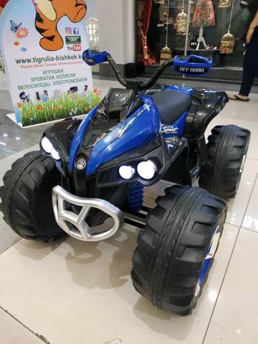 Детские электромобили есть модели от 8500-25000 с от «Тигруля» Больше