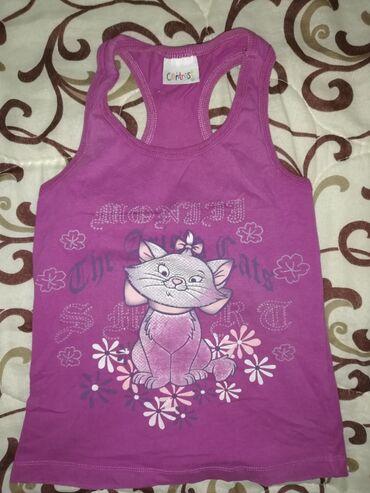 Majica za devojčice, veličina 8