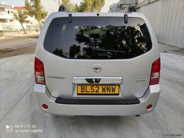 Nissan Pathfinder 2.5 l. 2006 | 100000 km