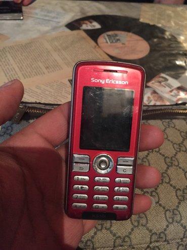 Bakı şəhərində K510i telefon ela ishdiyir shekil oz shekilidi rial alana endirim