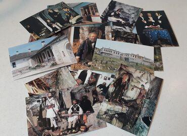 15 Καρτ Ποστάλ παλαιές ( δεκαετίας '70 - '80 ) άγραφες από Ιωάννινα