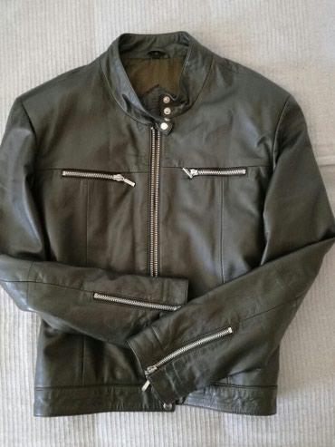 Kozna jakna ,M velicine bez ikakvih ostecenja kao nova - Nis