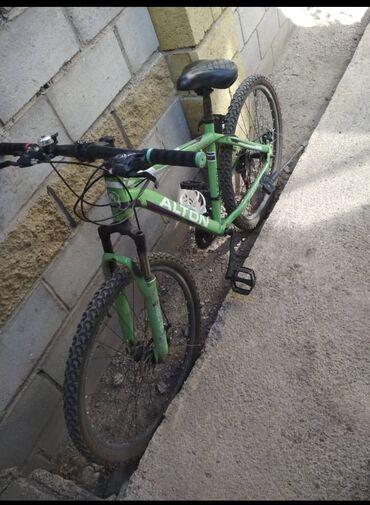 Спорт и хобби - Милянфан: Продаю горный шоссейный велосипед   Марка: ALTON  Размер рамы: 19   Ра