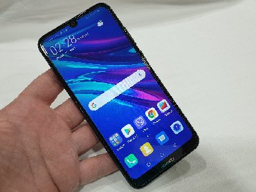 Huawei Y6 (2019)-2/32GB,dual sim,Midnight Black !!Dobro stanje
