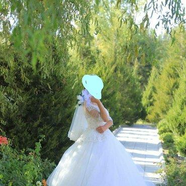 Свадебный көйнөк прокатка берилет же сатылат. ватсап аркылуу жазсанызд в Бишкек