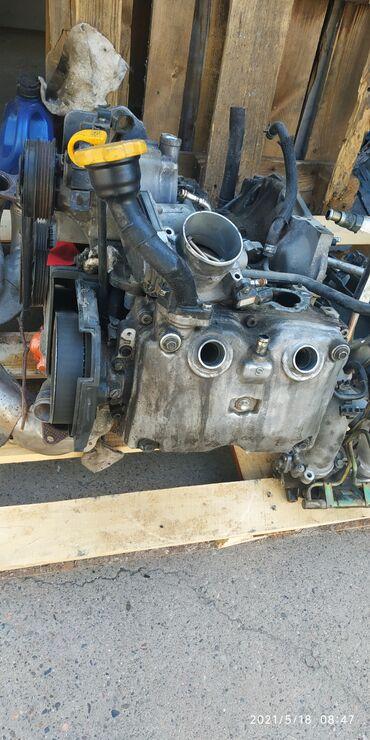 Продаю двигатель Айка двух кубовый без турбины, от Субару Легаси двух