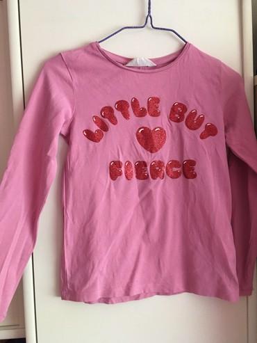 Kao nova H&M majica vel 134-140, za uzrast oko 10 godina - Leskovac
