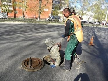 Чистка канализаци в Бишкек