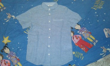 Ostala dečija odeća | Smederevo: Kosulja za decake br. 134, ocuvana kao nova, ne ostecena, kupljeno u