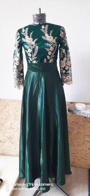 Женская одежда - Кашка-Суу: Продаю Шикарное вечернее платье! Реальным клиентам уступлю